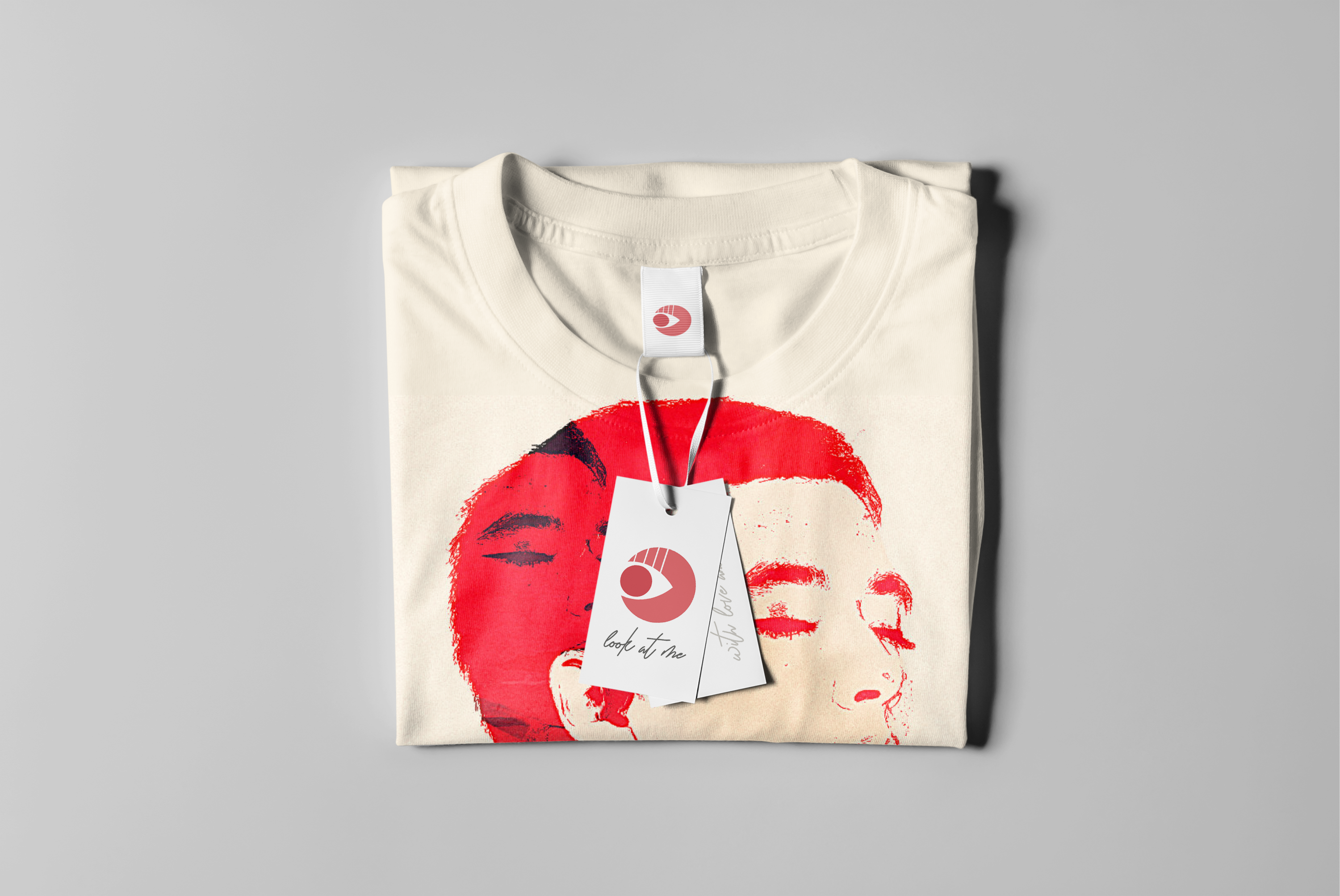 Illustration t-shirt merchandising branding