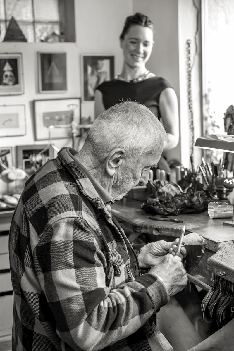 Torun jeweller in Biot
